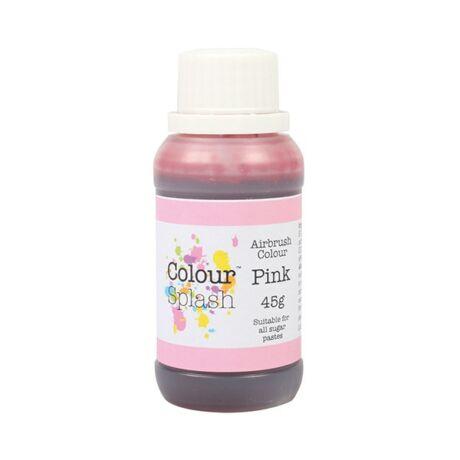 airbrush-etelfestek-rozsaszin-szinben